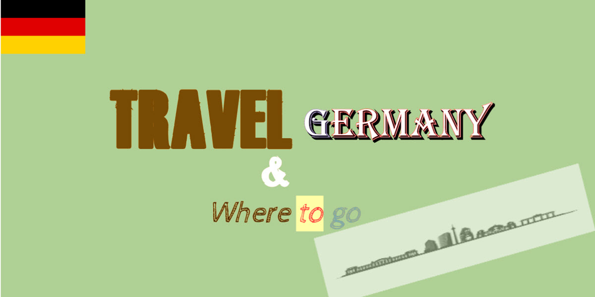 WHAT TO DO IN GERMANY