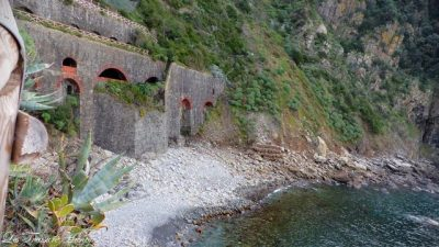 how to visit Cinqueterre
