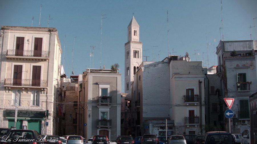 Travel Bari, Italy