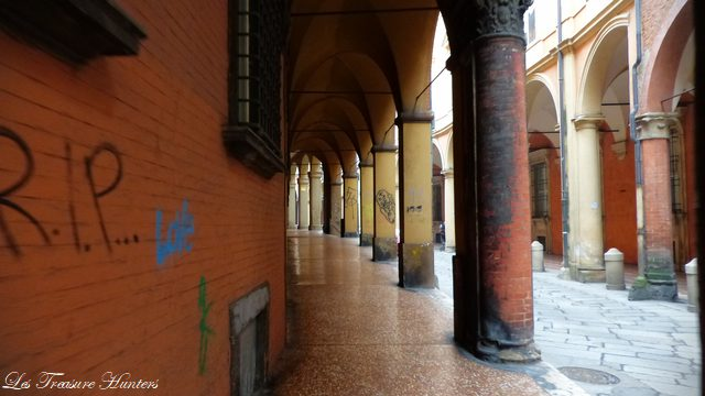 Footpaths of Bologna