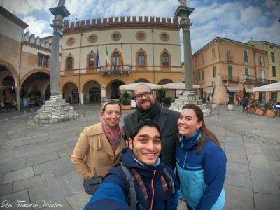 Ravenna Piazza