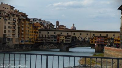 oldest bridge of florence
