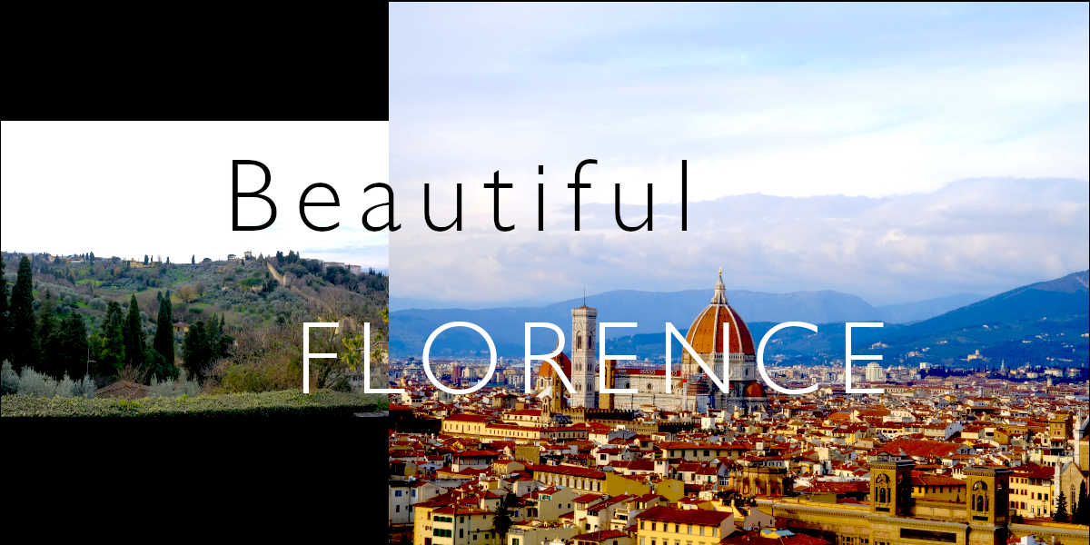 travel in florence
