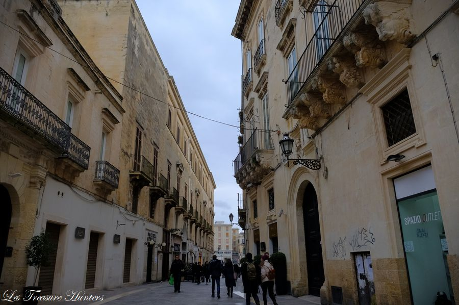 where to visit in lecce?