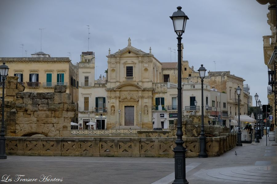 what to do in Lecce?