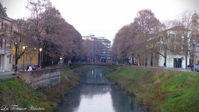 Canals of Padua