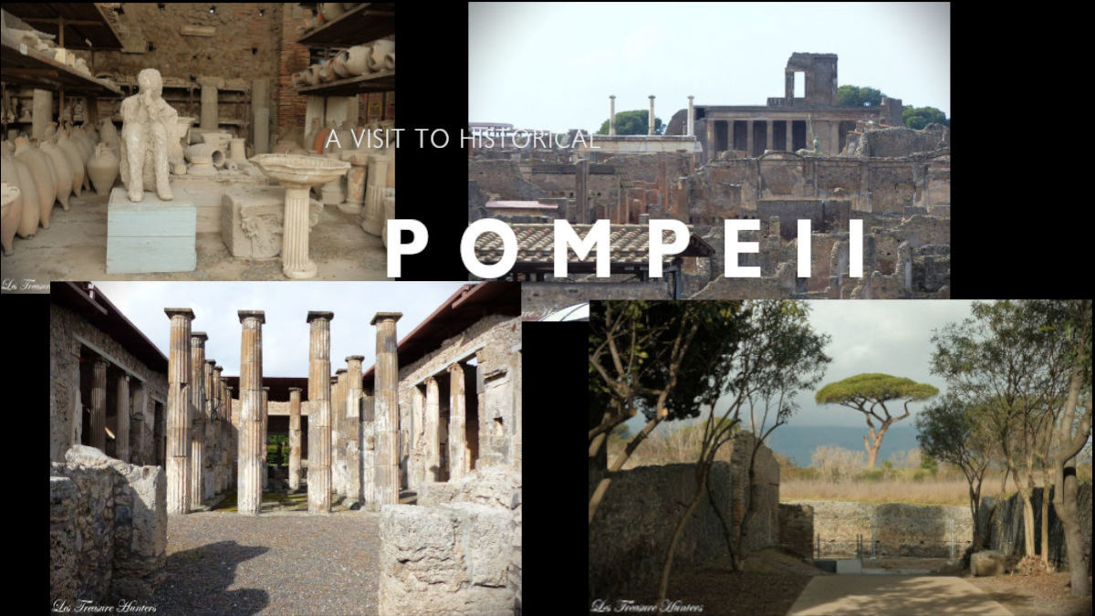 How to visit pompeii?