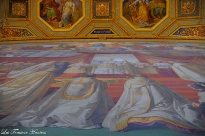 What is SISTINE CHAPELLE?