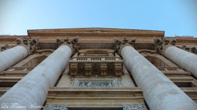 What is inside the vatican city?