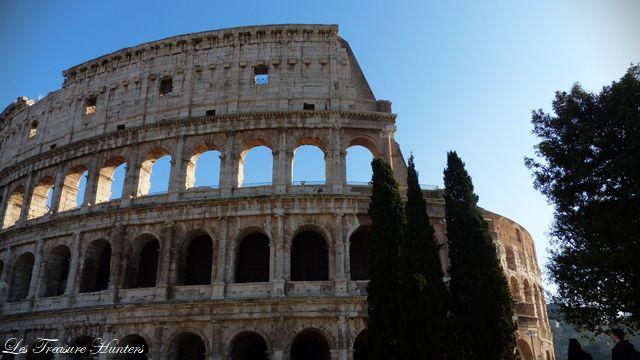 7 wonders in rome