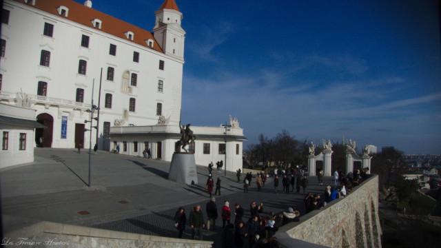 Travel Bratislava, Slovakia: Bratislava Castle