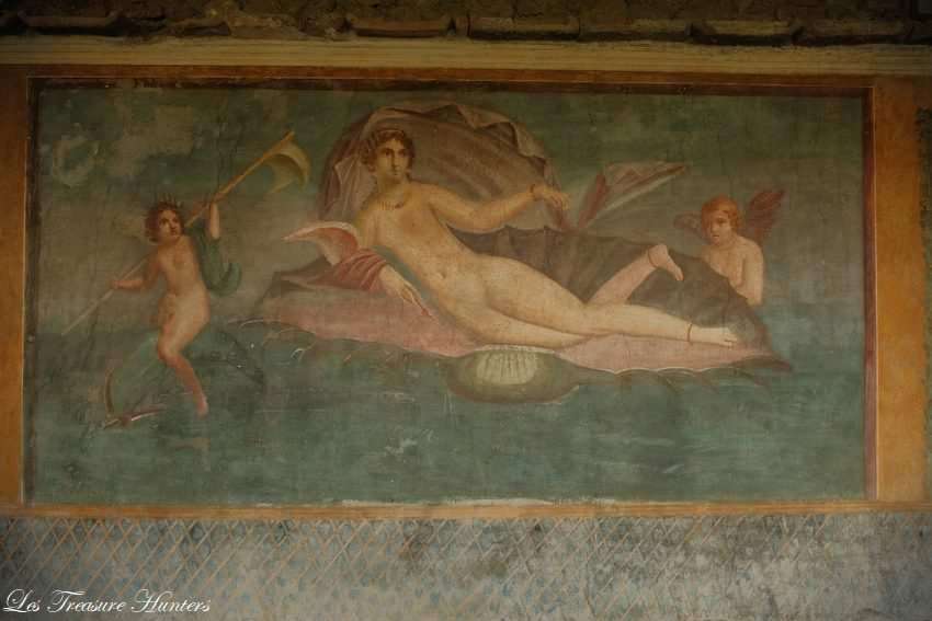Where to visit in Pompeii?