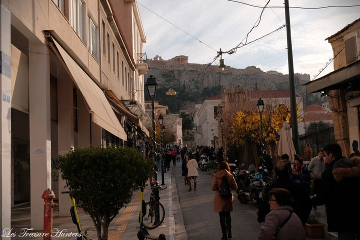 Best places in Athens