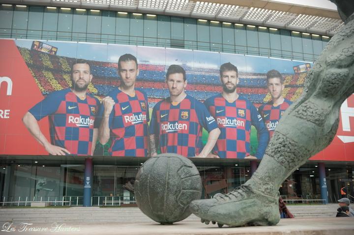 Visit Camp Nou, Barcelona