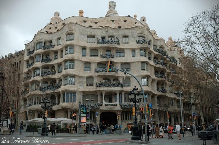 Work of Antonio Gaudi