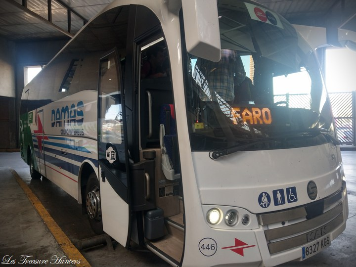 Spain to portugal By Bus