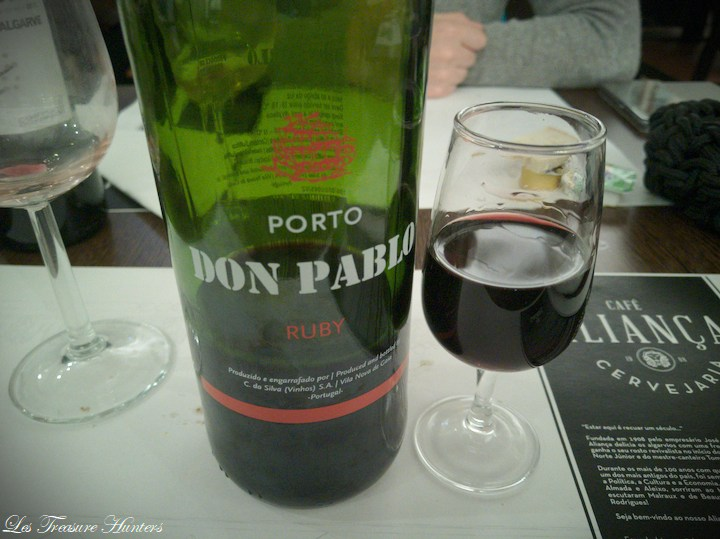 Best port of of Portugal