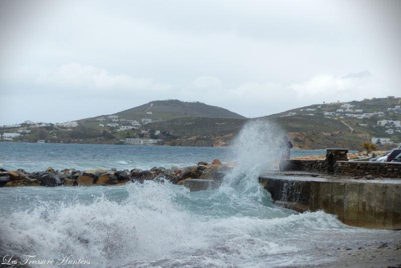 Visit paros by ferry