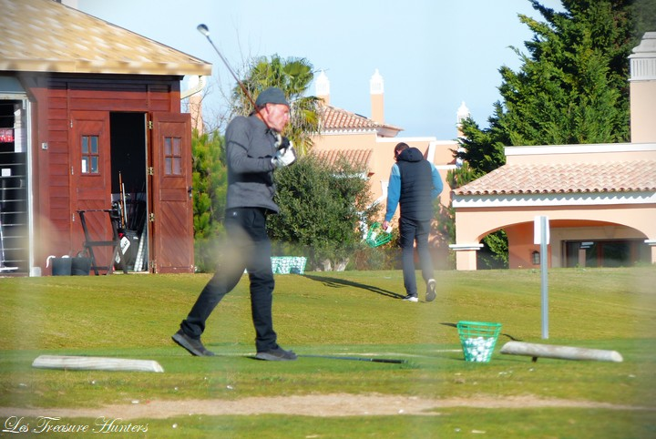 Play golf in Lagos, Portugal/