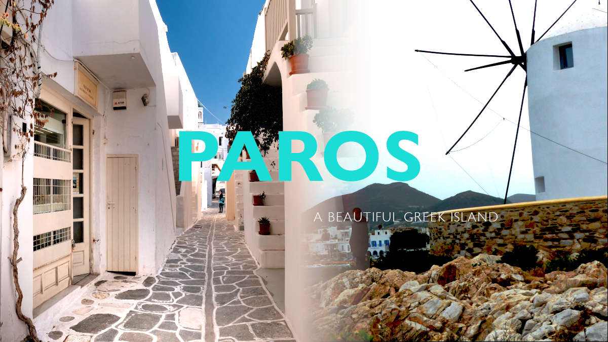 travel tips for paros, greece