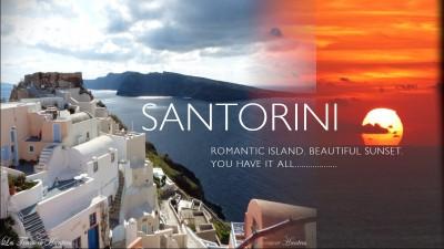 travel guide for santorini