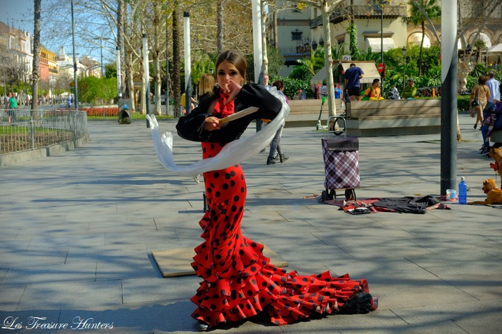watch flamenco dance in seville