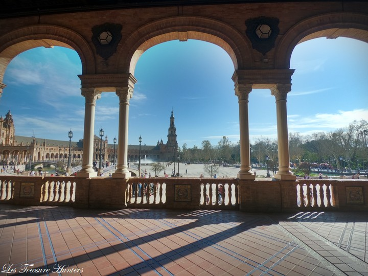 Architectures of seville