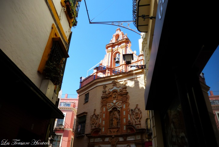 Churches of Seville