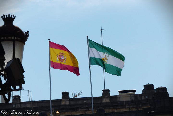 flag of seville