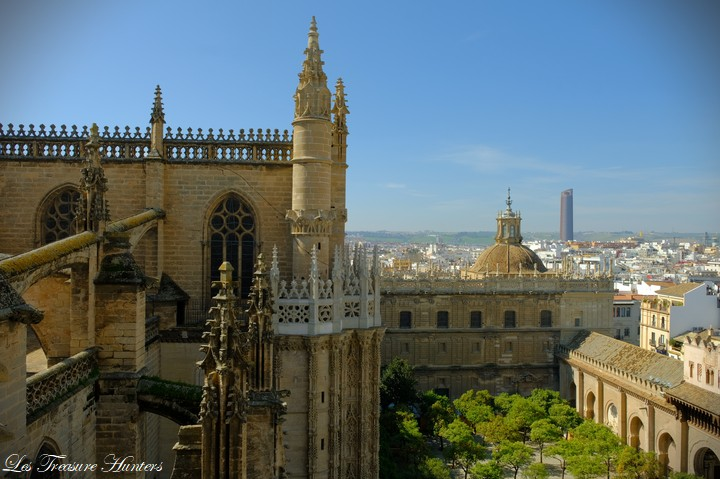 visit giralda tower