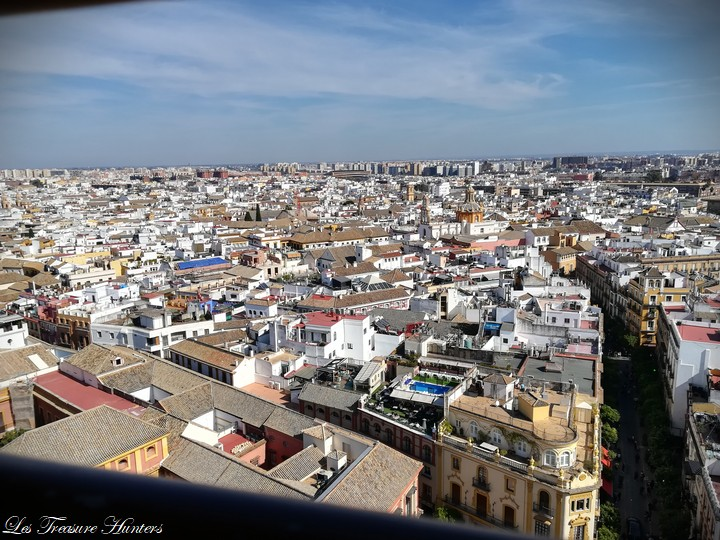 best view of giralda tower