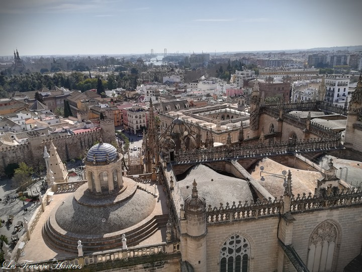best view of seville