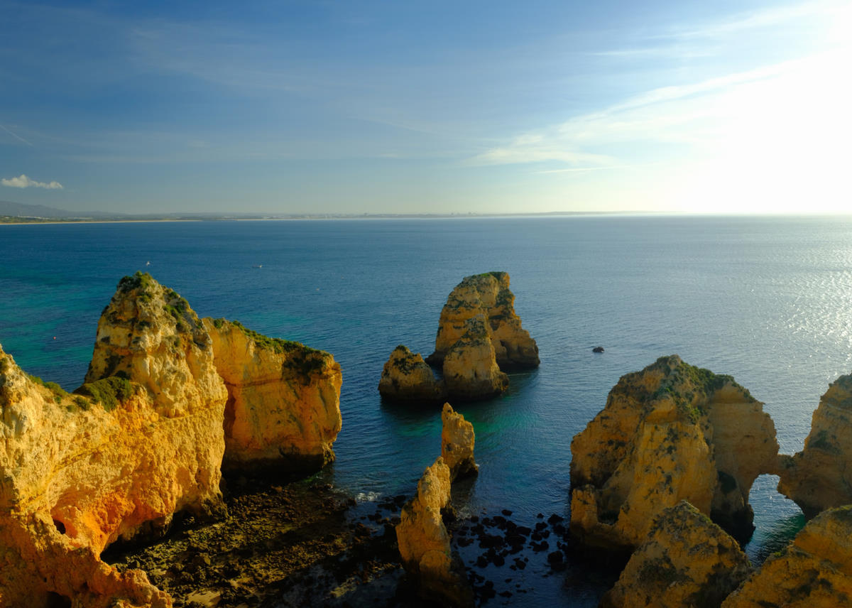Where to visit in Lagos, Portugal.