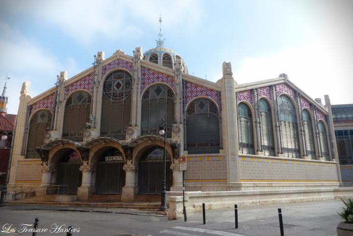 à voir à Vallence, Espagne
