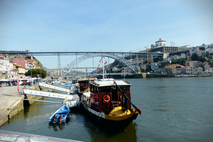 duoro river of porto