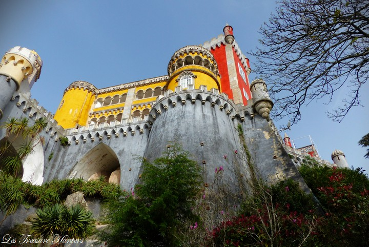 how to travel sintra?