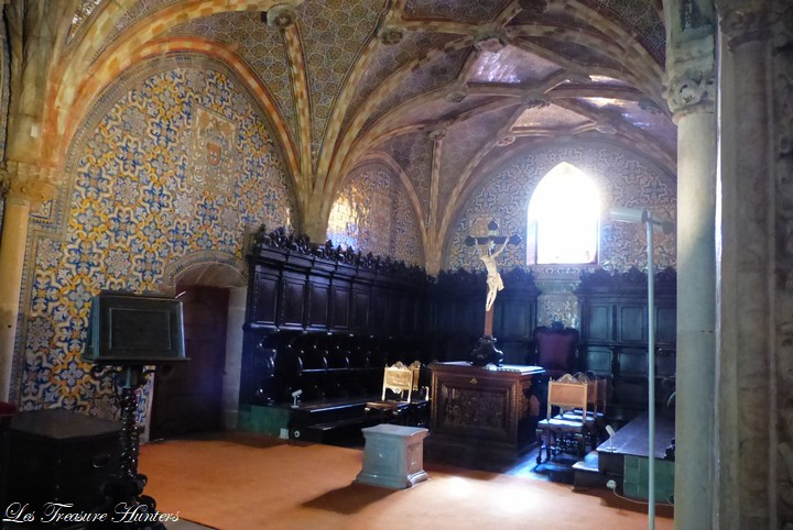 How to visit Pena Palace?