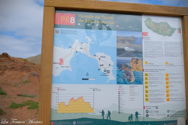 Best place for trekking in Madeira