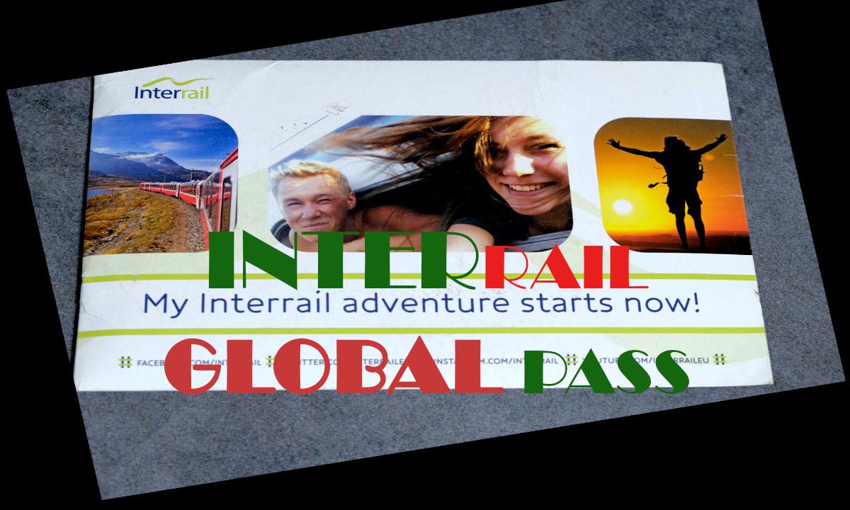 Comment utiliser le Global pass 3 mois d'Interrail?