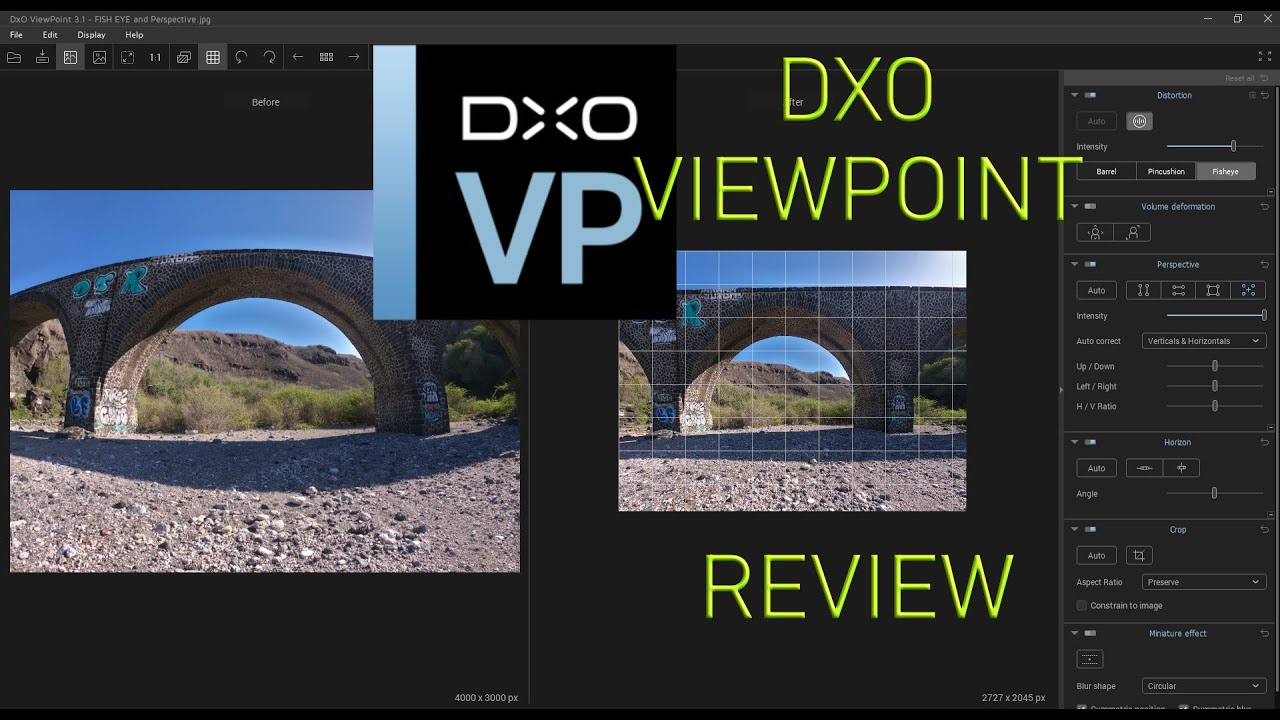 DxO Viewpoint 3 Review