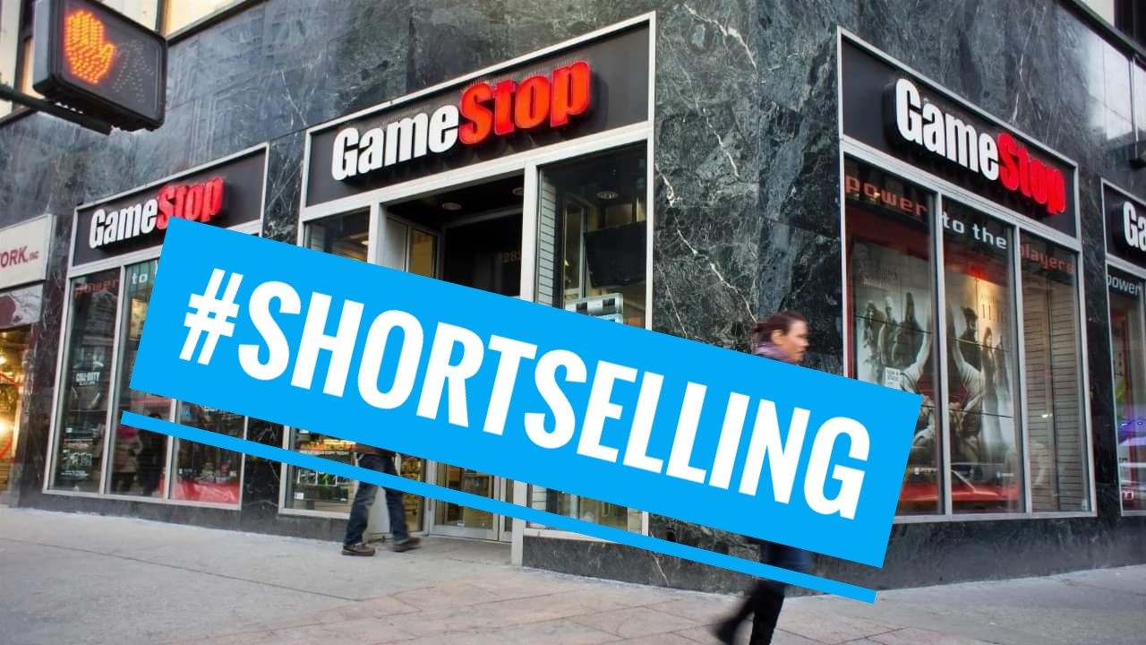 GameStop and WallStreet