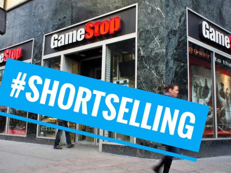 GameStop and WallStreet